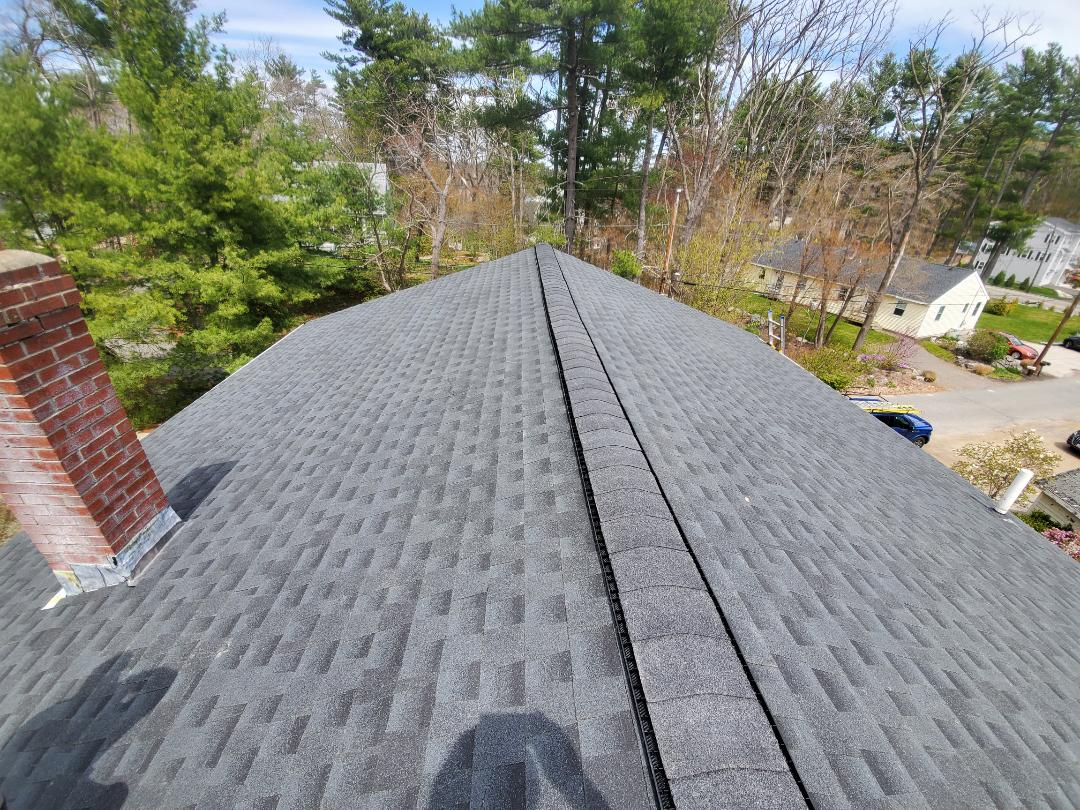 Lynn, MA - GAFtimberlineHDZshingle project#charcoal#roofreplacemet