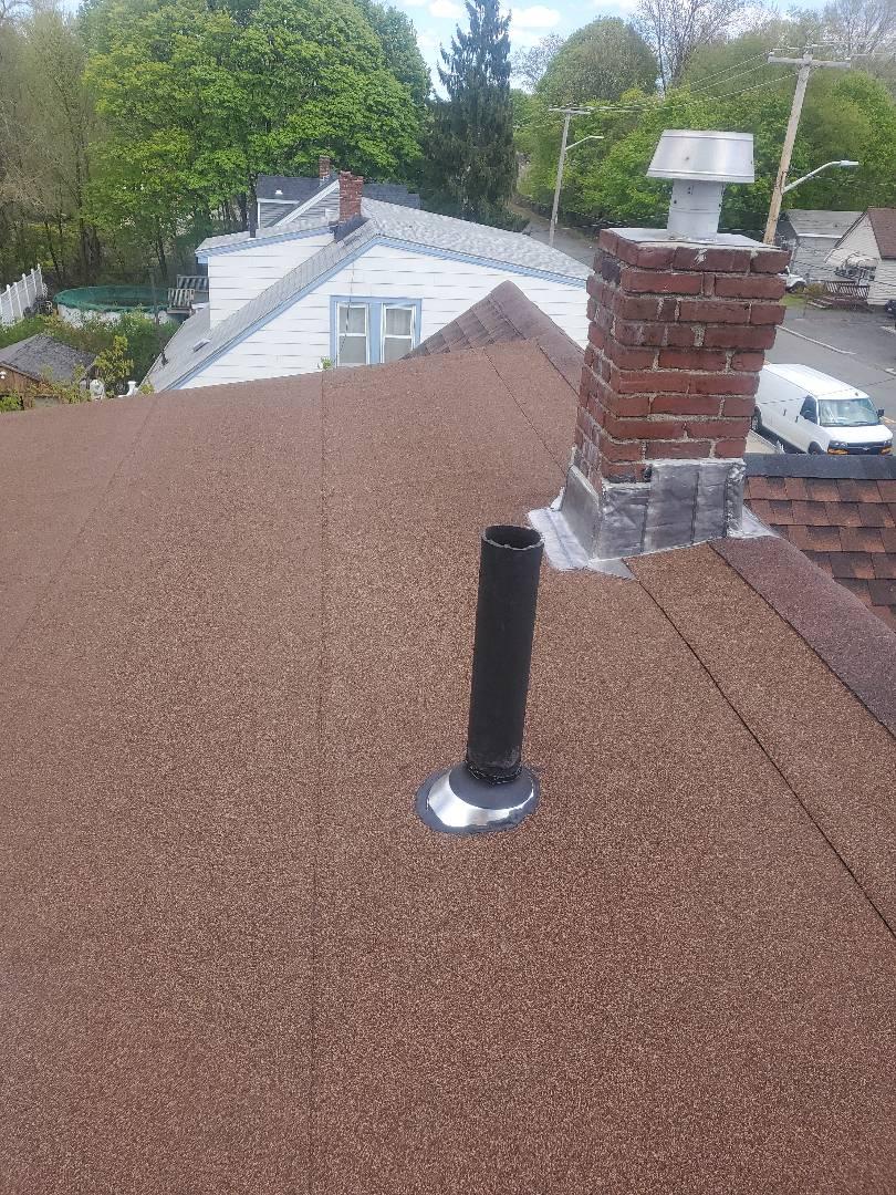 Malden, MA - Liberty flat roof