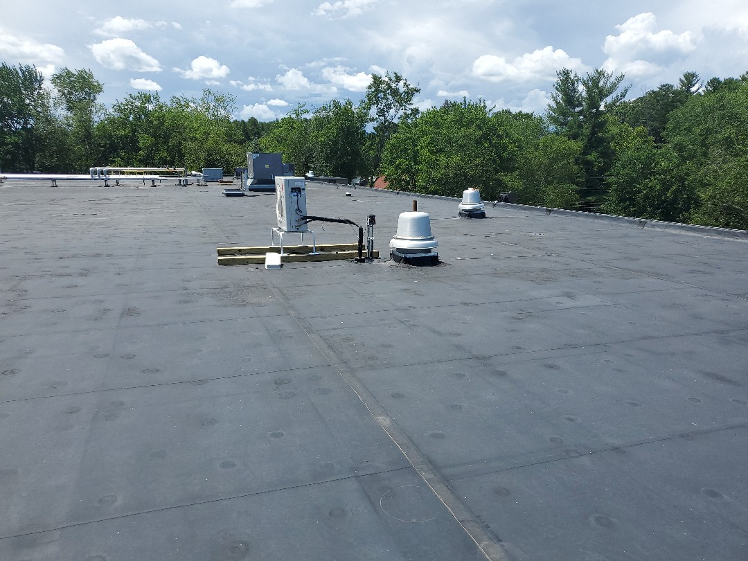 Ayer, MA - epdm pitch pocket installation