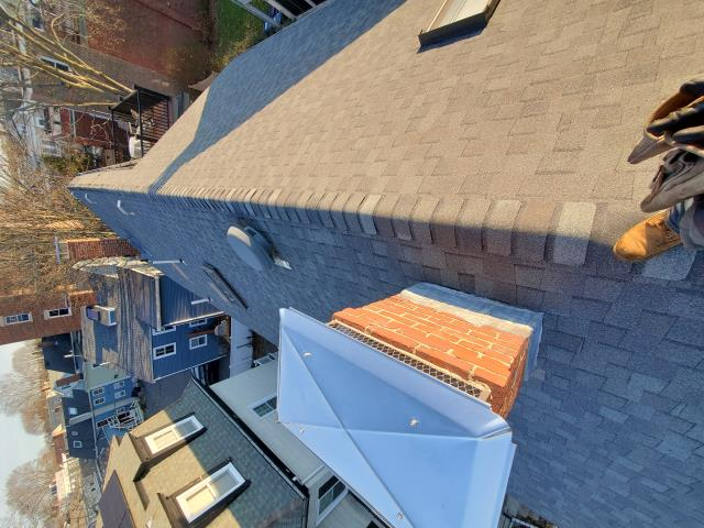 Salem, MA - CertainTeed Architectural Shingle Project. COLOR: Georgetown Gray