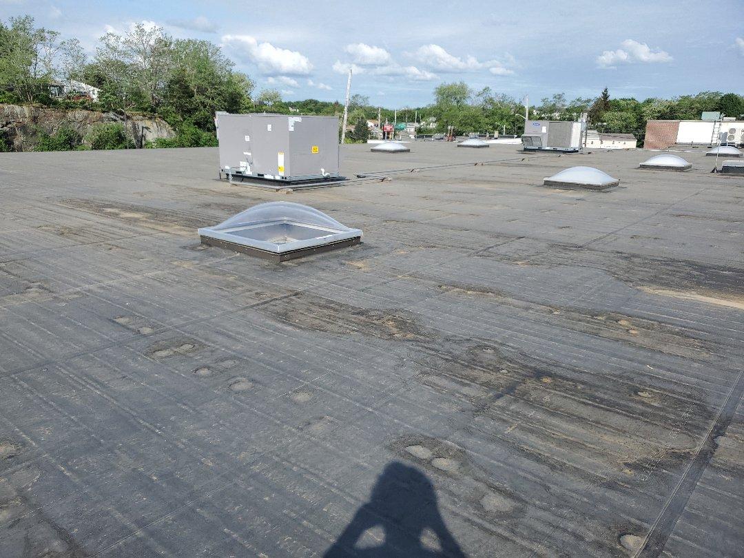 Salem, MA - installed new velux skylight
