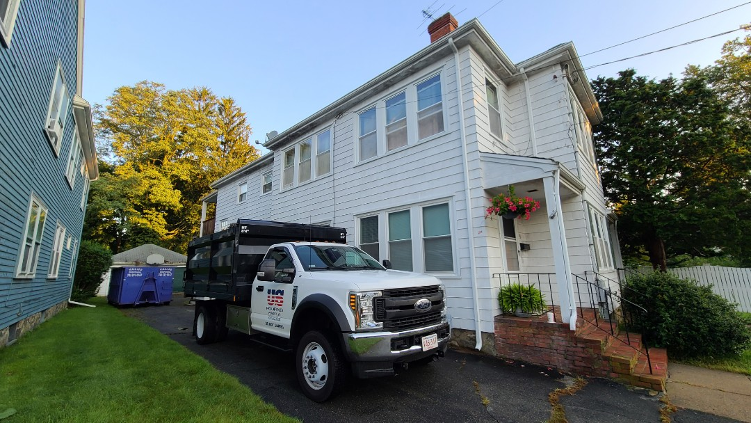 Swampscott, MA - GAF Timberline Roof Replacement #pe wtergray