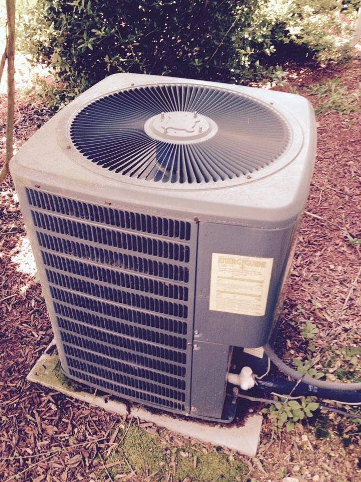 Calhoun, GA - Replacing a heat pump air condition with air handler