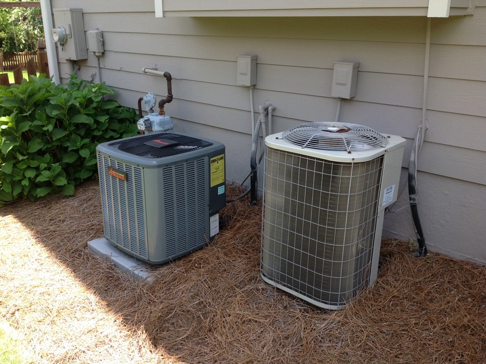 Loganville, GA - Air Conditioning Tune Up on 2 Systems