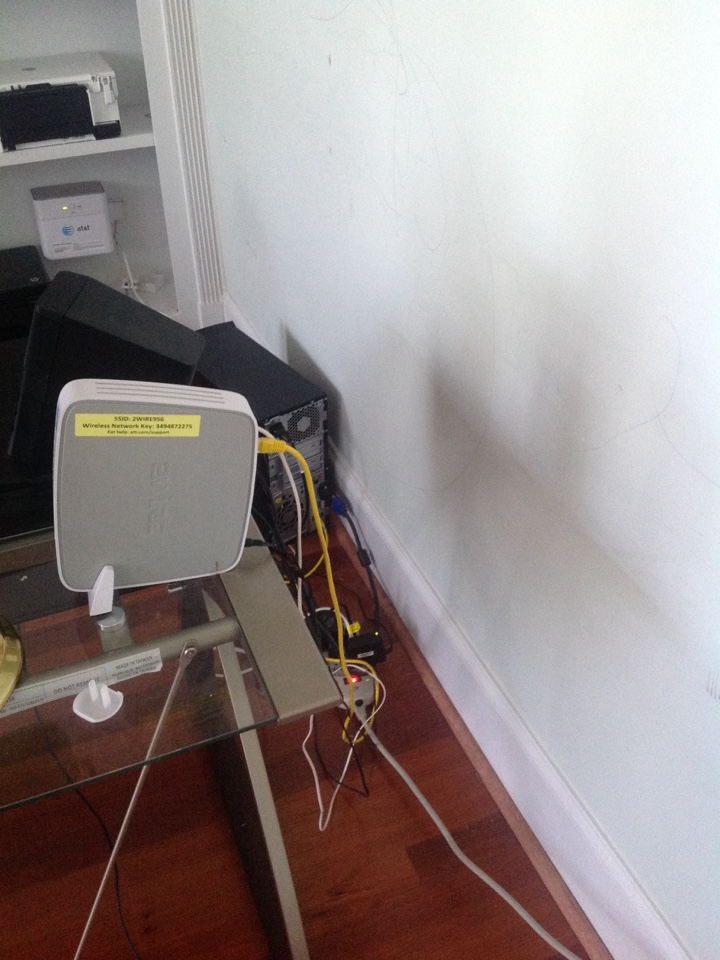 Conyers, GA - Electrical repair add Ethernet lines