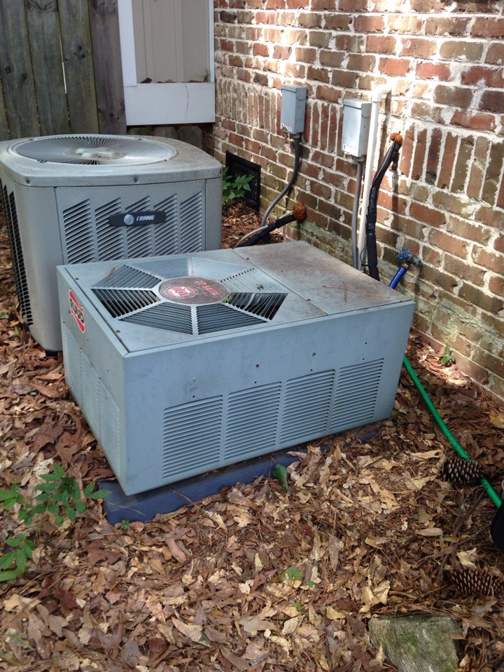 Lithia Springs, GA - Quote for a new Trane air conditioner and furnace