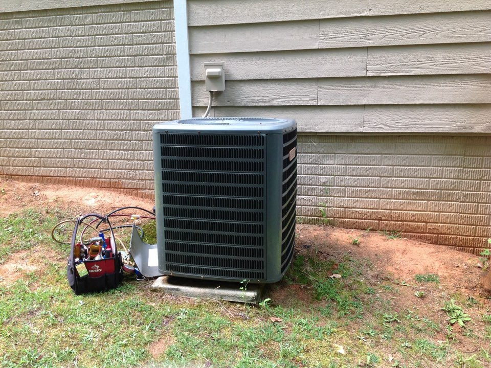 Fayetteville, GA - Air Conditioning Repair