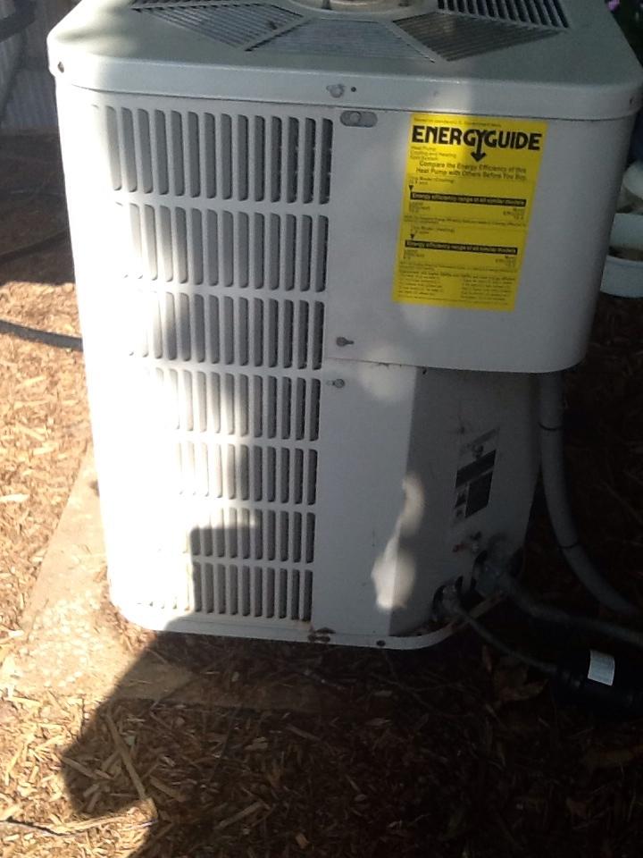 Cedartown, GA - Repair on older air condition