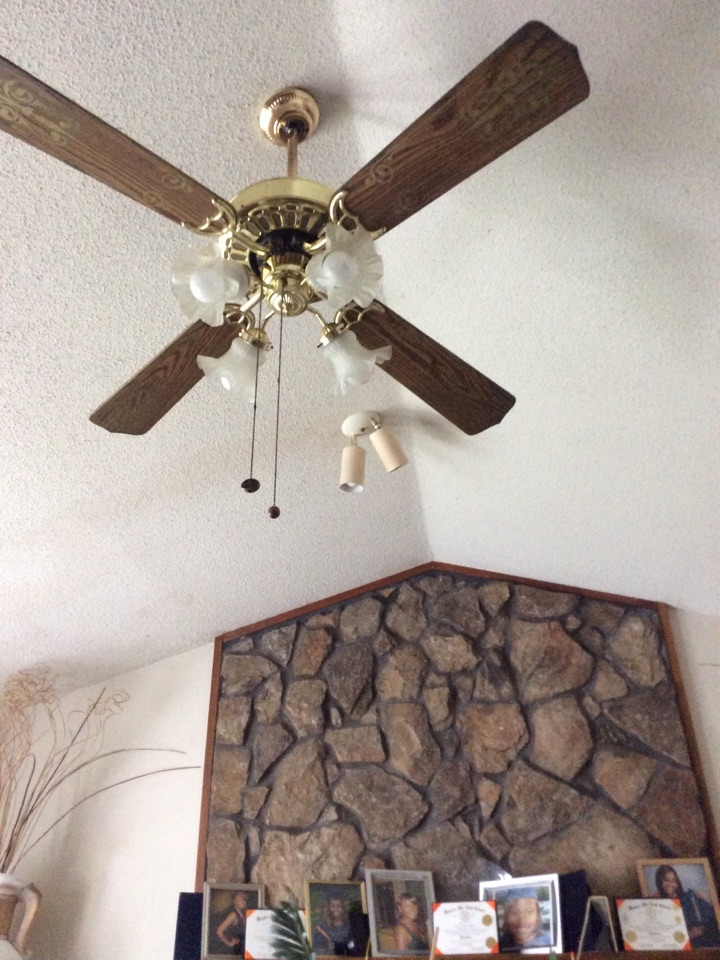 Jonesboro, GA - Electrical repair install ceiling fans