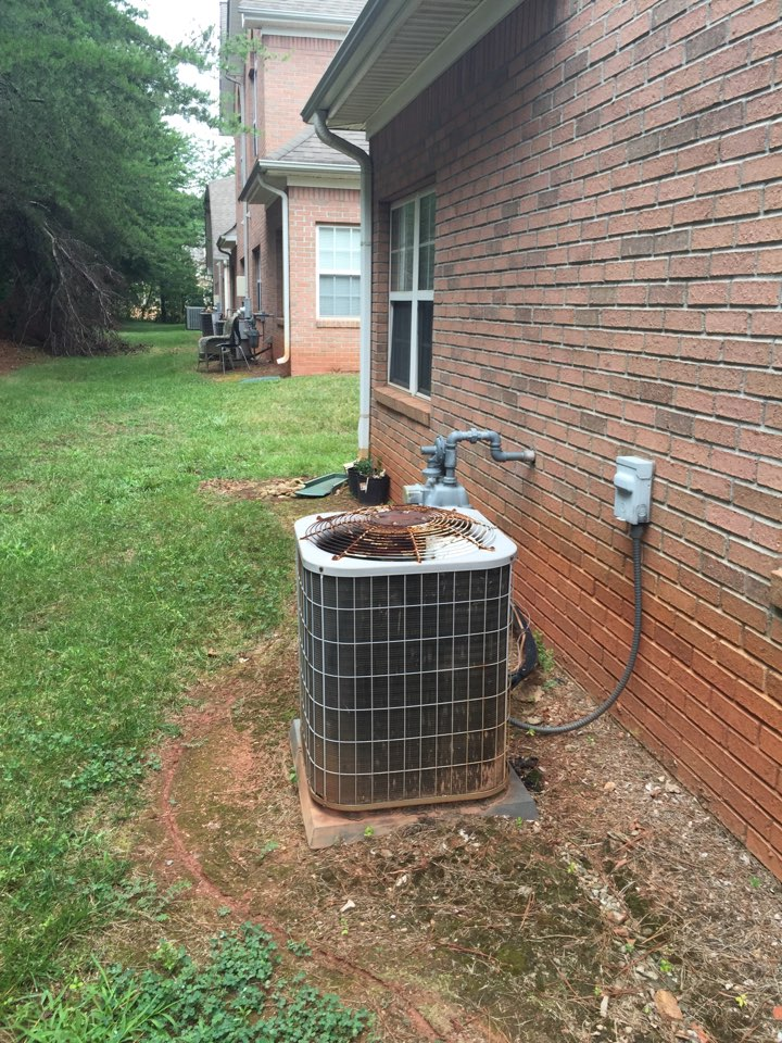 Holly Springs, GA - Air conditioner addition quote