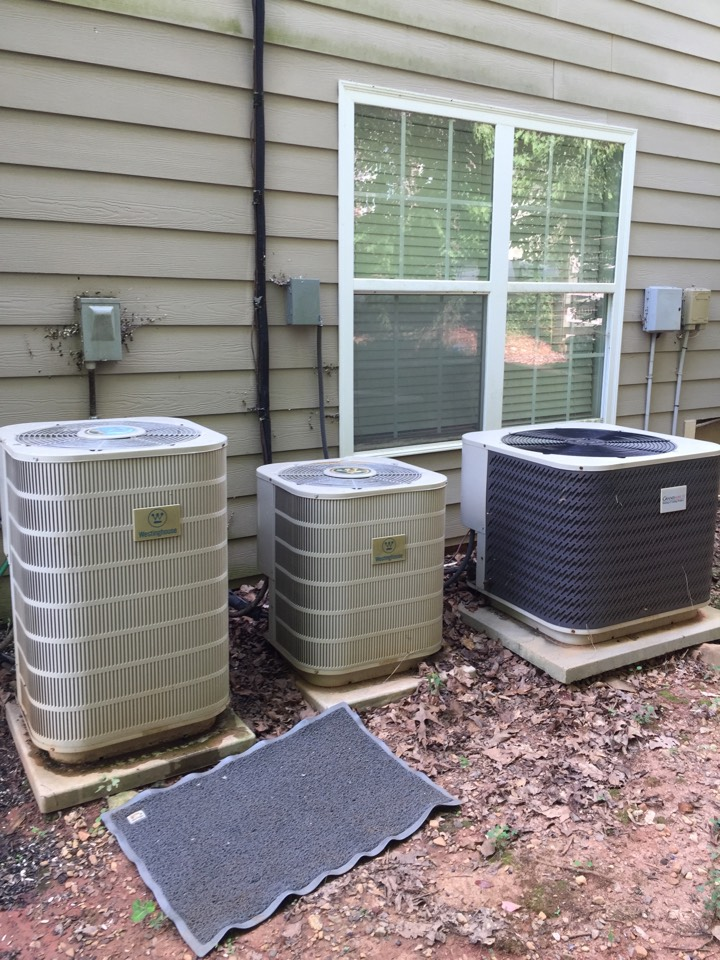 Gainesville, GA - Air conditioner replacement quote.
