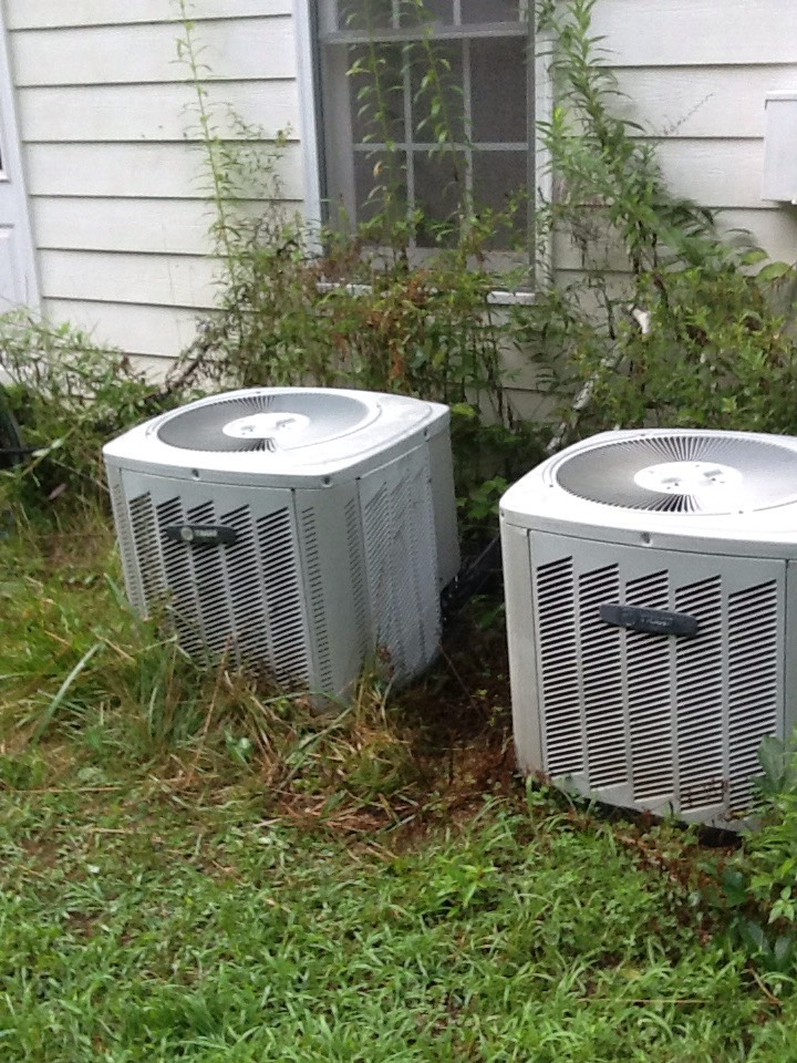 Ball Ground, GA - Air conditioning replacement
