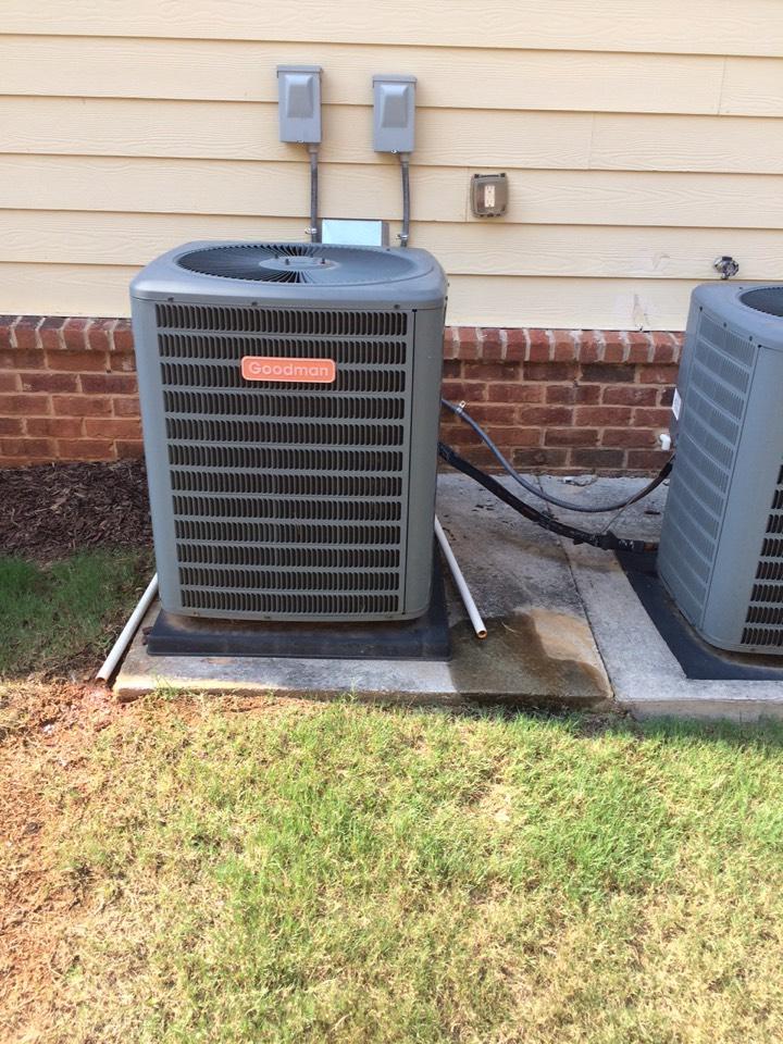 Lithonia, GA - Air Conditioning Repair