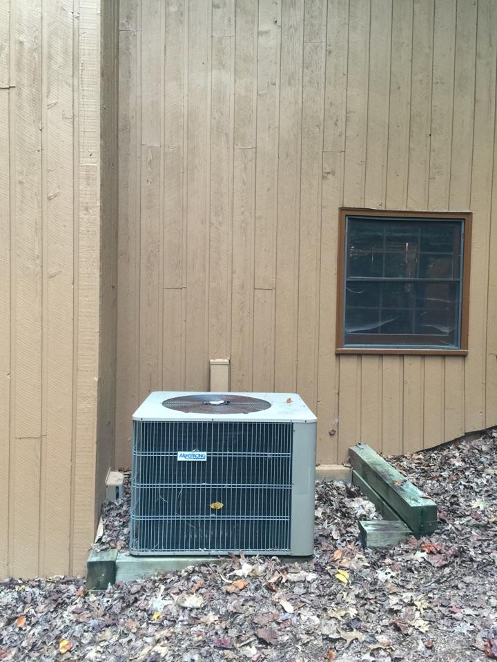 Gainesville, GA - Air conditioner replacement quote.