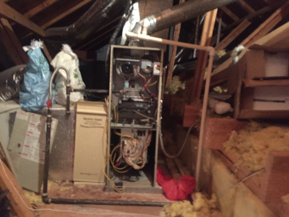 Lithonia, GA - Carrier furnace tune up
