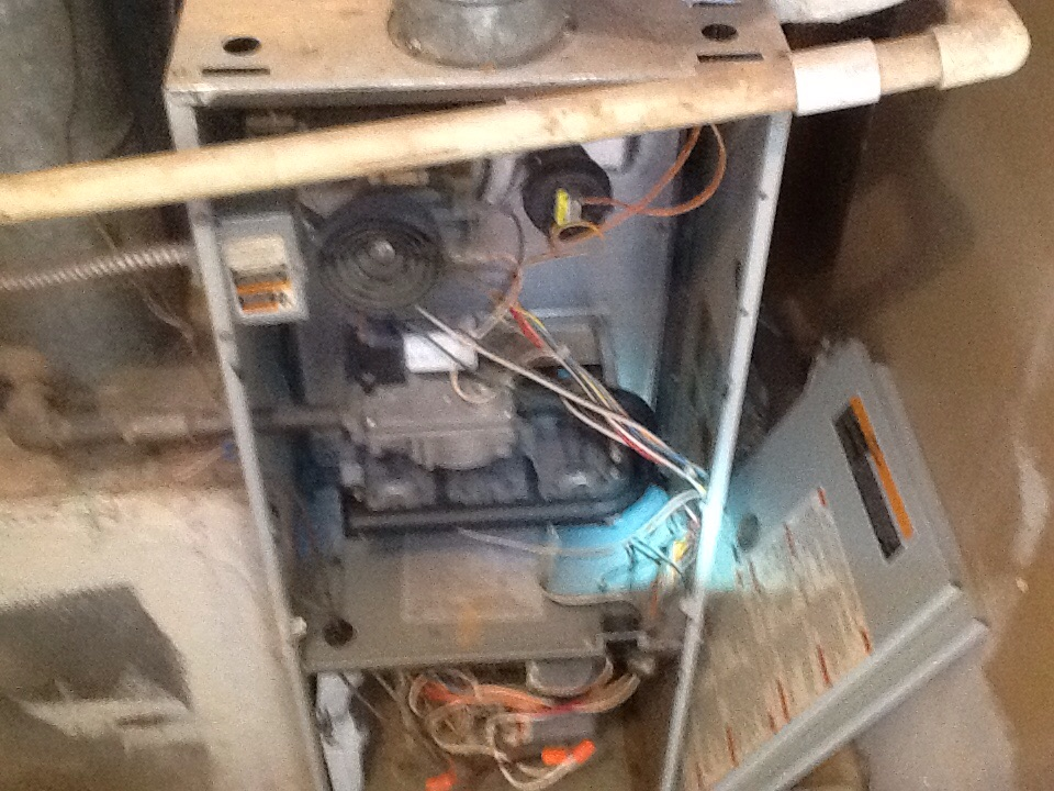 Lithonia, GA - Furnace tune up on a payne system