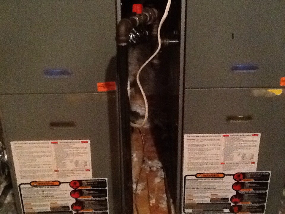 Jonesboro, GA - Furnace tune up on two rheem systems