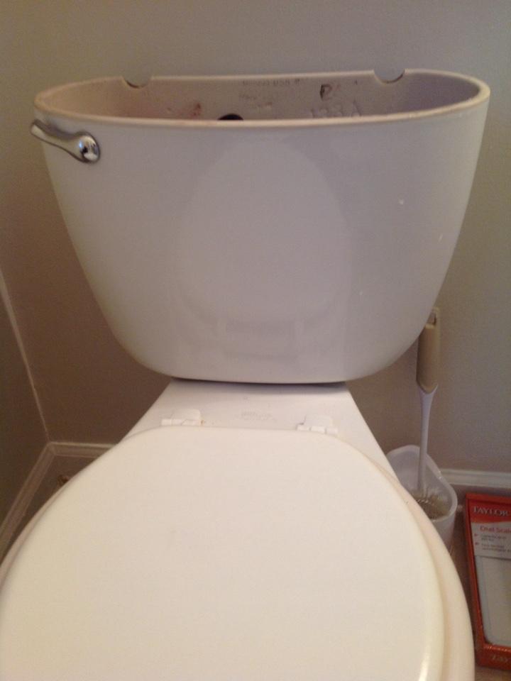 Lithonia, GA - Briggs toilet rebuild