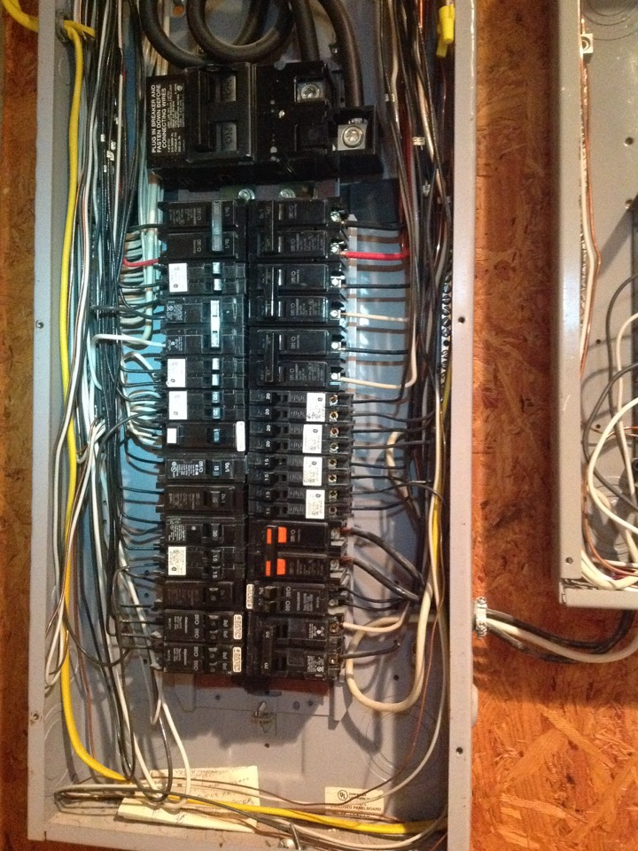 McDonough, GA - Electrician electrical repair replace GFCI outlet