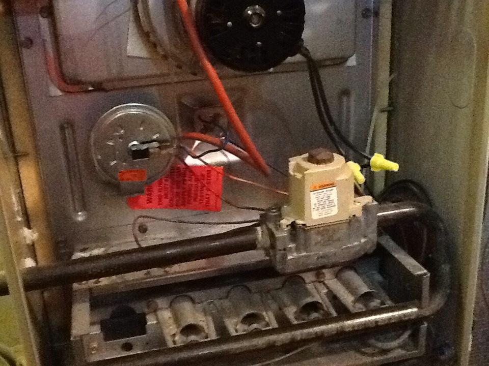 Hiram, GA - Heat repair
