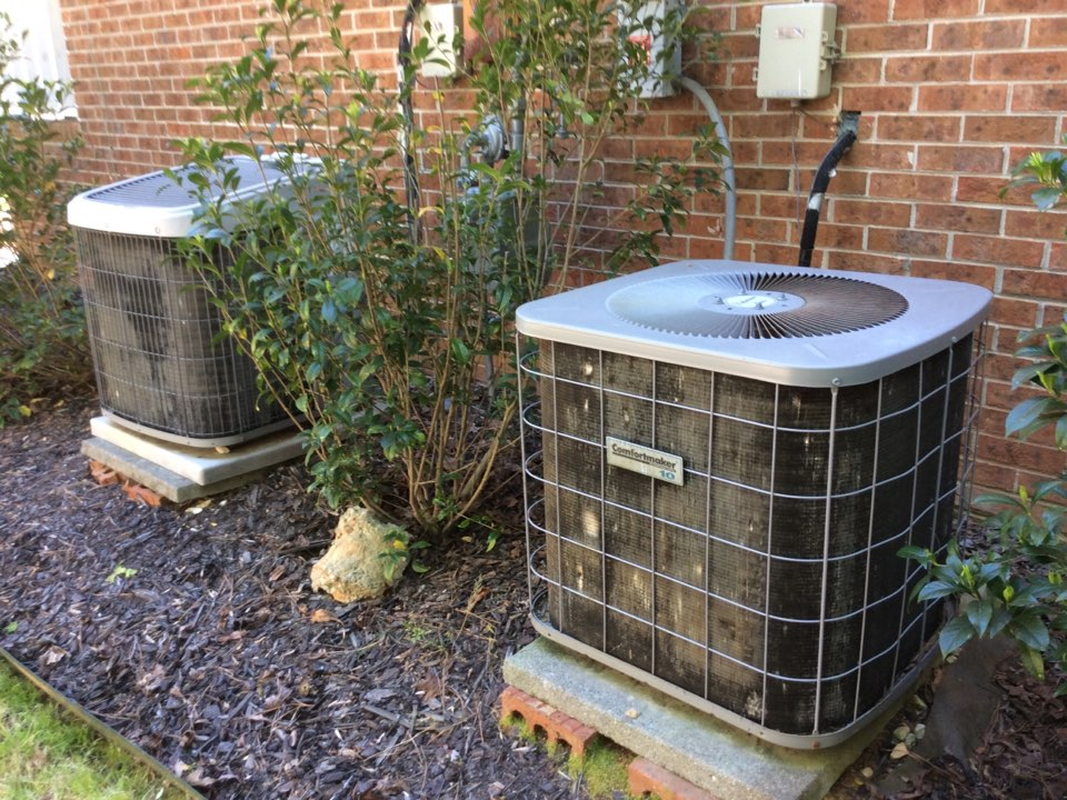 Lilburn, GA - Tune up on 2 air conditioning systems converted to a service agreement