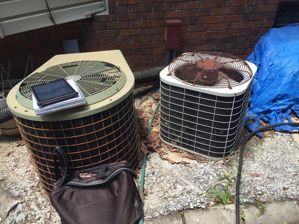 Jonesboro, GA - Quoting two complete systems today