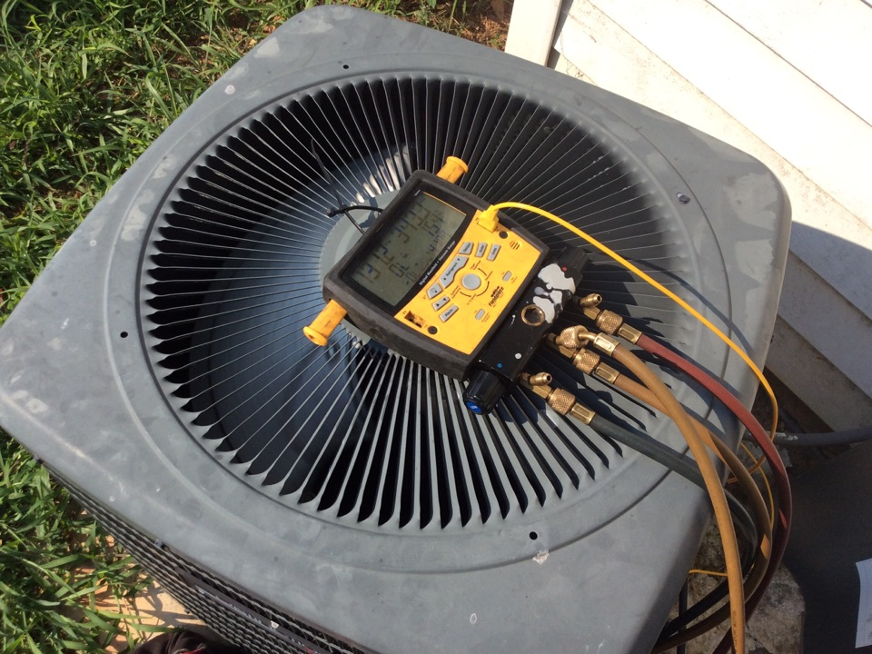 Stockbridge, GA - Air conditioner repair