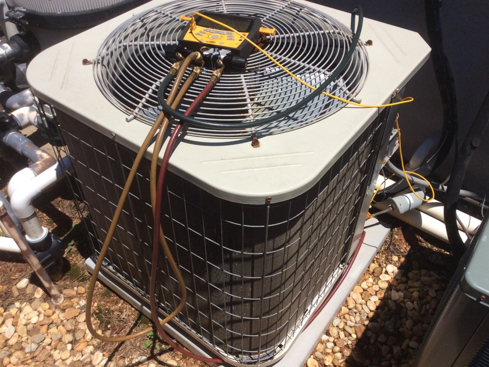 Stone Mountain, GA - Air conditioner repair