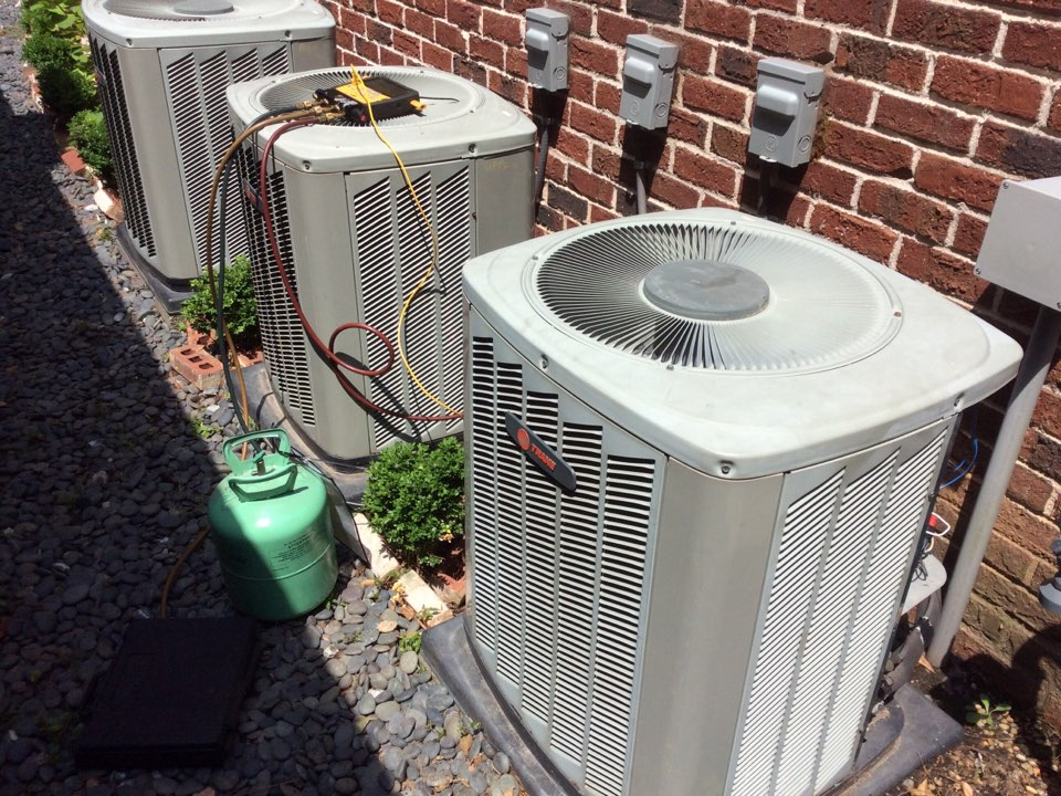 Peachtree City, GA - Air conditioner service repair
