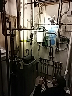Boiler pump repair in LaGrange