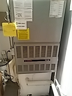 Elmhurst, IL - Trane furnace repair in Elmhurst