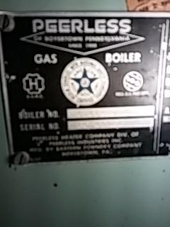 Glen Ellyn, IL - Peerless boiler maintenance in Glen Ellyn