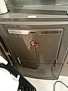 Oak Brook, IL - Rheem furnace and general humidifier maintenance in Oakbrook