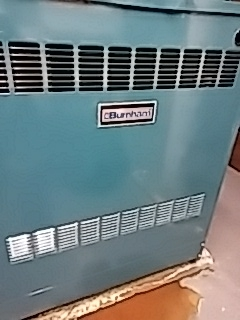 Burnham boiler repair in Hinsdale