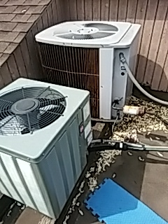 Hinsdale, IL - Rheem and carrier air conditioning maintenance in Hinsdale