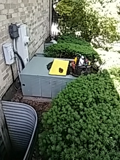 Oak Brook, IL - Rheem air conditioning repair in Oakbrook