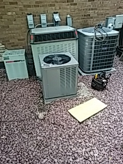 Trane,Rheem and carrier air conditioning maintenance in Oakbrook