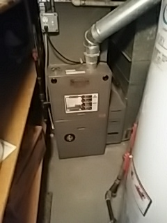 Elmhurst, IL - Rheem furnace and general humidifier maintenance in Elmhurst