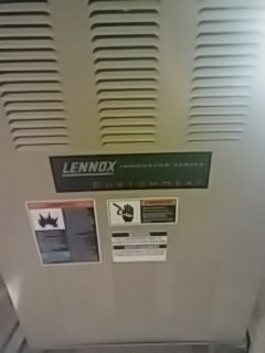 Lennox furnace and general humidifier maintenance in Lisle