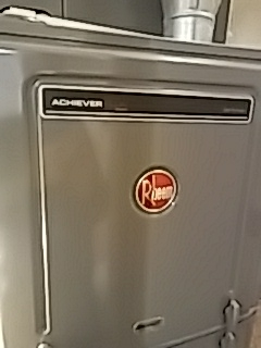 Darien, IL - Rheem furnace and general humidifier maintenance in Darien