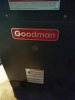 Goodman furnace maintenance in Brookfield