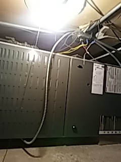 Trane furnace repair in Oakbrook