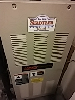 Lennox furnace and general humidifier maintenance in Lombard