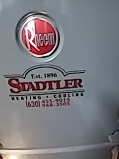 Rheem furnace maintenance in Downers Grove