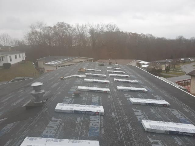 Carnegie, PA - NEw GAF Roof Install! Master Elite Strong