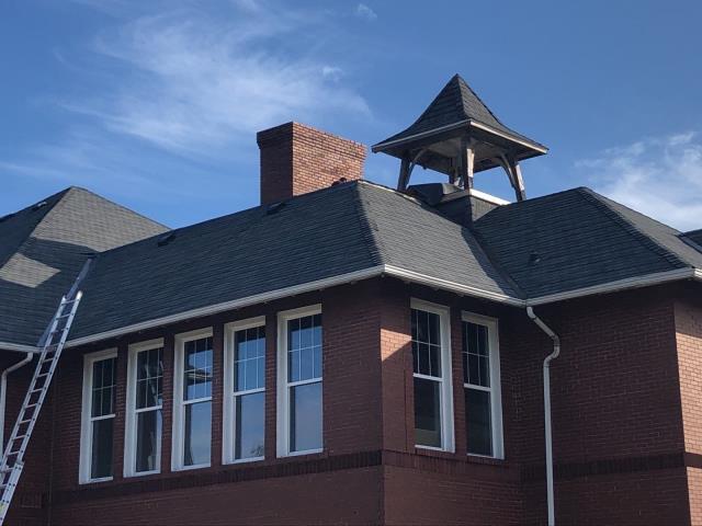 Bethel Park, PA - GAF Slateline Shingle Installation.