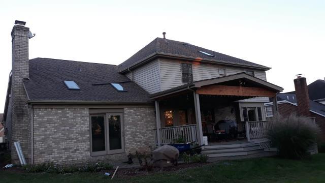 Bethel Park, PA - GAF Timberline Roof Installed
