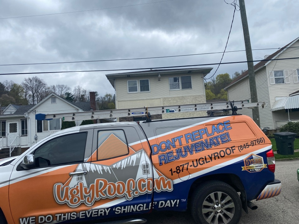 Belle Vernon, PA - Roof inspection for a GAF timberline HDZ asphalt shingle roof replacement by the best master elite contractor near you