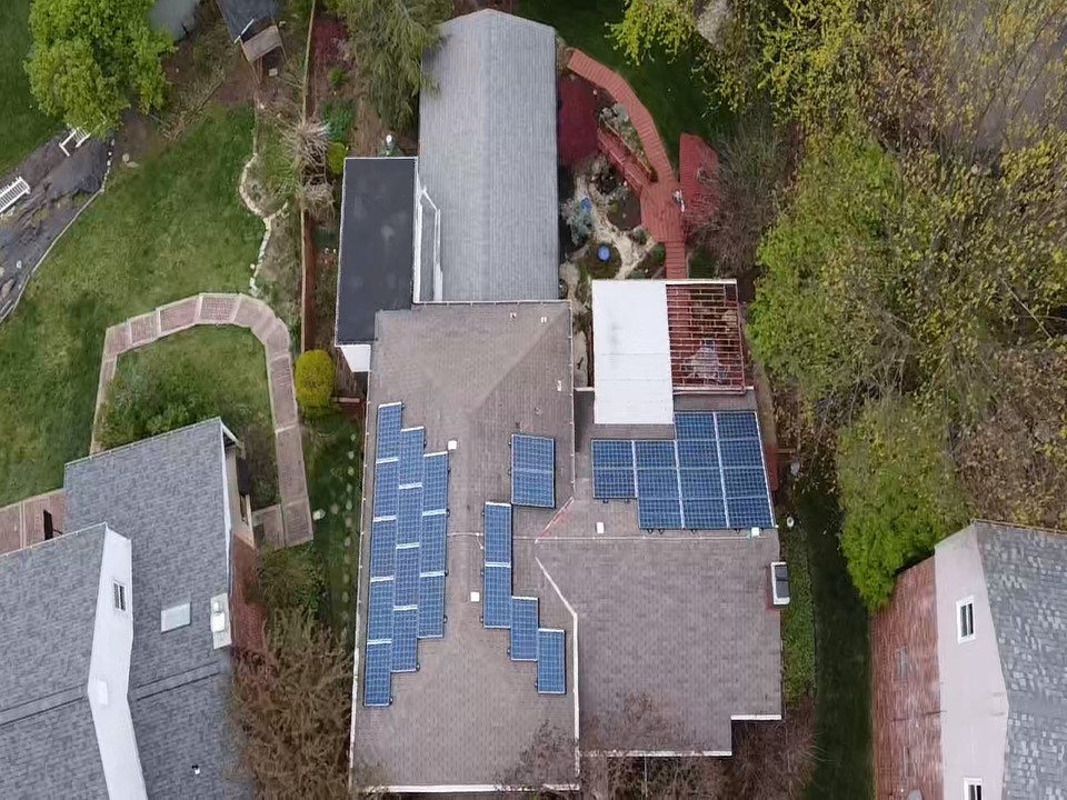 Sewickley, PA - Best GAF Master Elite Roofing Contractor in Pittsburgh. We're doing a free inspection out here in PGH MHI roofing doing a drone inspection for wind damage call us 412-722-9166