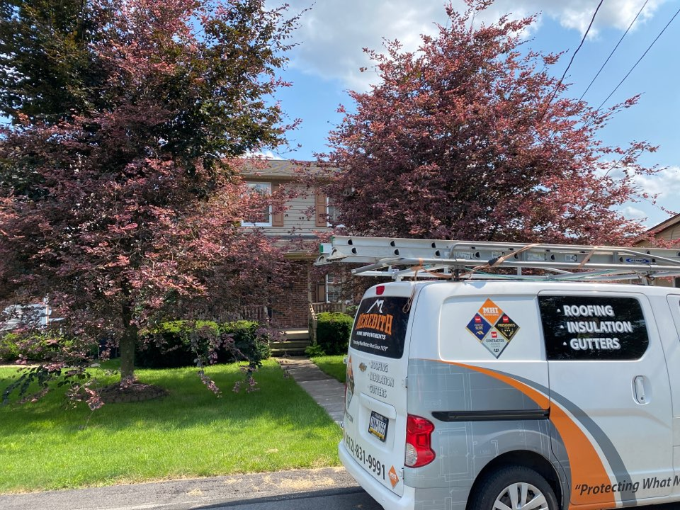 Bridgeville, PA - Inspecting a home for roof replacement as a GAF Master Elite contractor in Pittsburgh, Pa.